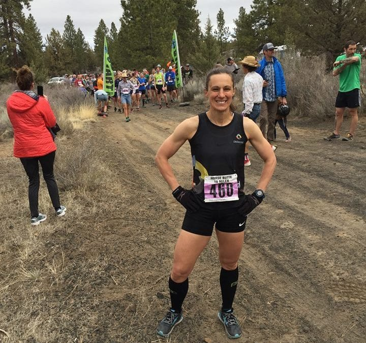 Race Happy: Horse Butte 10 Miler